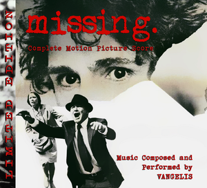 Missing - Expanded Score - Limited 1000 Copies - Vangelis