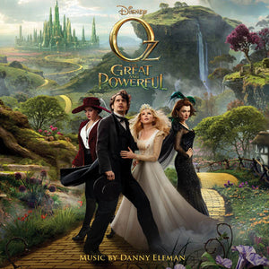 Oz The Great And Powerful - Complete Score - Limited Edition - Danny Elfman