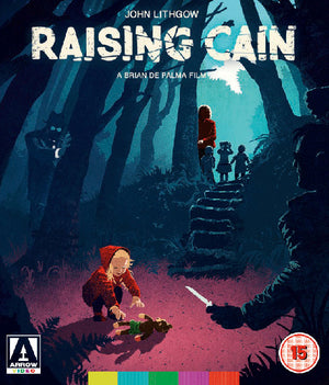 Raising Cain - 3 x Blu-Ray - Limited Edition - Brian DePalma