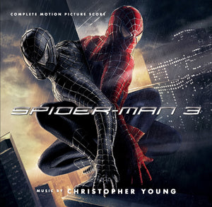 Spiderman 3 - 2 x CD Complete Score - Special Edition - Christopher Young