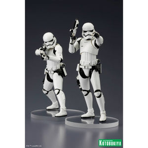 Star Wars - 2 x Stormtroopers - 1/10th Scale Figures - Limited Edition - ArtFX