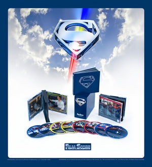 Superman - 8 x CD Complete - Limited 4000 Copies  - John Williams