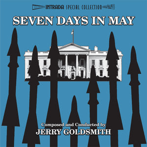 Seven Days In May/Mackintosh Man - Complete Score  - Jerry Goldsmith / Maurice Jarre