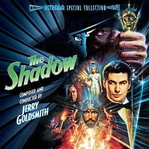 The Shadow - 2 x CD Complete Score  - Jerry Goldsmith