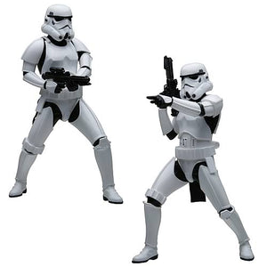 "Star Wars - 2 x Stormtroopers - 8"" Scale Figures - Limited Edition - NECA"