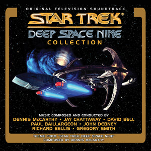 Deep Space Nine - 4CD Complete Boxset - Limited 3000 Copies - Jay Chattaway / Dennis McCarthy