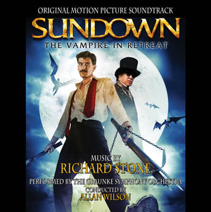 Sundown - Original Score - Limited 1000 Copies - Richard Stone