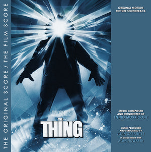 The Thing - 2 x CD Complete Score - Special Edition - Ennio Morricone / John Carpenter