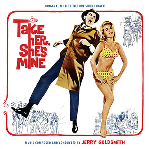 Take Her, She's Mine - Complete Score - Limited Edtion - Jerry Goldsmith