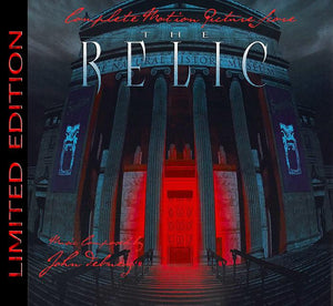 The Relic - 2 x CD Complete Score - Limited 1000 Copies - John Debney