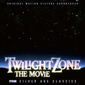 Twilight Zone The Movie - Expanded Score - Limited Edition - Jerry Goldsmith