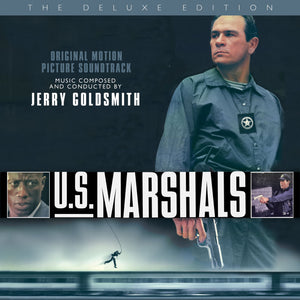 US Marshals - Deluxe Expanded Edition - Limited 3000 Copies - Jerry Goldsmith