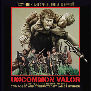 Uncommon Valor - Expanded Score  - James Horner