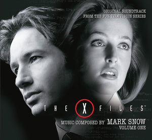 X-Files Vol 1 - 4 x CD Complete Boxset - Limited 2000 Copies - Mark Snow