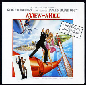 A View To A Kill - Original Score - John Barry