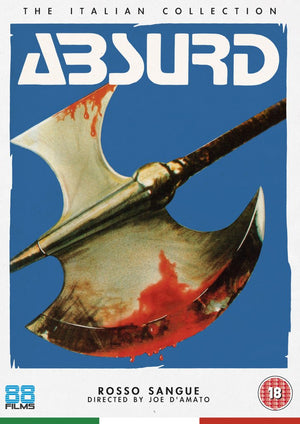 Absurd - Blu-Ray - (Uncut) - Special Edition - Joe D'Amato
