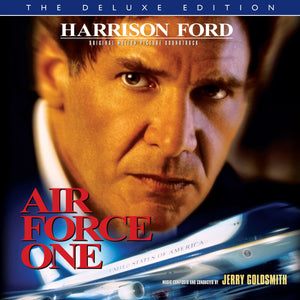 Air Force One - 2 x CD Complete Score - Limited 4000 Copies - Jerry Goldsmith