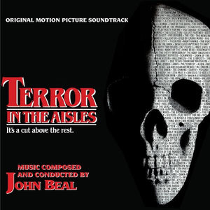 Terror In The Aisles - Complete Score - Limited 1000 Copies - John Beal