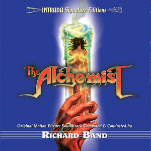 Zone Troopers / The Alchemist - Complete Scores  - Richard Band