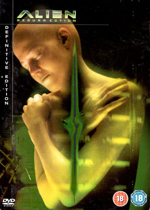 Alien Resurrection - DVD Steelbook - (Uncut) - Jean Pierre Jeunet