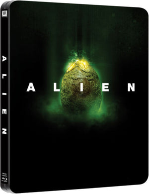 Alien - Blu-Ray Steelbook  - Limited 4000 Copies - Ridley Scott