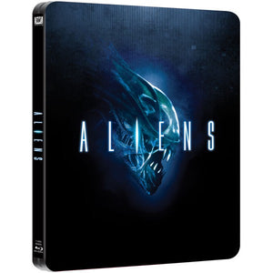 Aliens - Blu-Ray Steelbook  - James Cameron