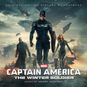 Captain America Winter Soldier - Original Score - Henry Jackman
