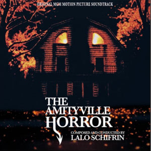 The Amityville Horror - 2 x CD Complete Score  - Lalo Schifrin