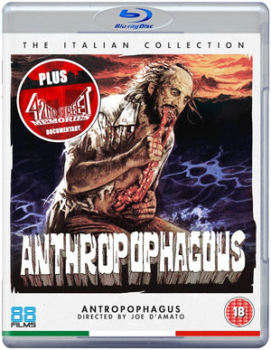 Anthropophagous - Blu Ray - (Uncut) - Limited Edition - Joe D'Amato