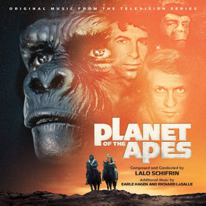 Planet Of The Apes - 2 x CD Compete Series - Limited 2000 Copies - Lalo Schifrin