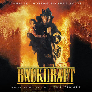 Backdraft - Complete Score - Special Edition - Hans Zimmer
