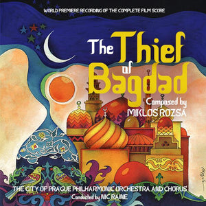 The Thief Of Bagdad - 2 x CD Complete Score - Limited Edition - Miklos Rozsa