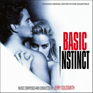 Basic Instinct - 2 x CD Complete Score  - Jerry Goldsmith