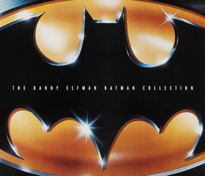 The Danny Elfman Batman Collection - 4 x CD Boxset - Limited 3000 Copies - Danny Elfman