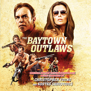 The Baytown Outlaws - Complete Score  - Limited Edition - Christopher Young
