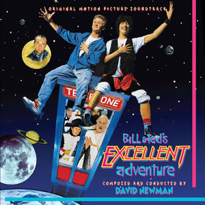 Bill & Ted's Excellent Adventure - Complete Score - Limited Edition - David Newman