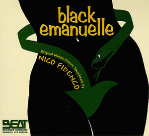 Black Emanuelle - Expanded Score - Limited Edition - Nico Fidenco