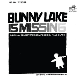 Bunny Lake Is Missing - Complete Score - Limited Edition - Paul Glass