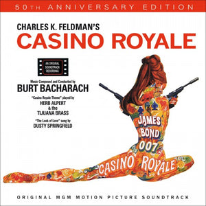 Casino Royale - 50th Anniversary Edition - Limited 2000 Copies - Burt Bacharach