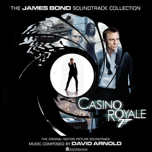 Casino Royale - 2 x CD Complete Score - Special Edition - David Arnold