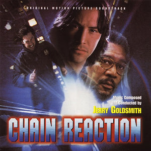 Chain Reaction - Original Score - Jerry Goldsmith