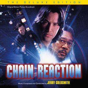 Chain Reaction - Complete Score - Limited 3000 Copies - Jerry Goldsmith