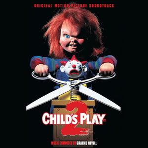 Childs Play 2 - Complete Score - Limited 3000 Copies - Graeme Revell