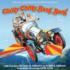 Chitty Chitty Bang Bang - 2 x CD Complete Score  - Richard Sherman