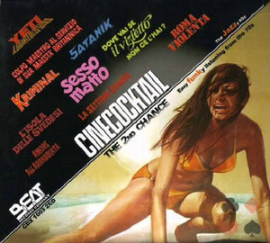 Cinecocktail 2 - 2CD Original Scores - Francesco DeMasi / Armando Trovaioli