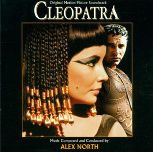 Cleopatra - 2CD Complete Score - Alex North / Jerry Goldsmith