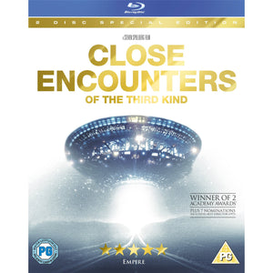 Close Encounters Of The Third Kind - 2 Disc Blu-Ray - Steven Spielberg