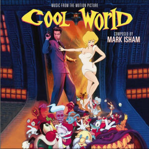 Cool World - 2 x CD Complete Score - Limited 1000 Copies  - Mark Isham