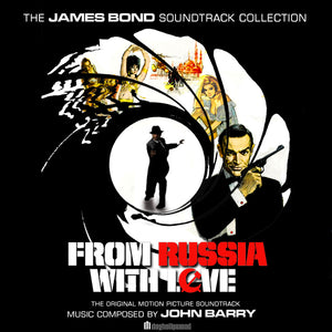 From Russia With Love - Complete Score - Special Edition - John Barry