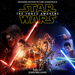 Star Wars The Force Awakens - 2 x CD Expanded Score - Special Edition - John Williams